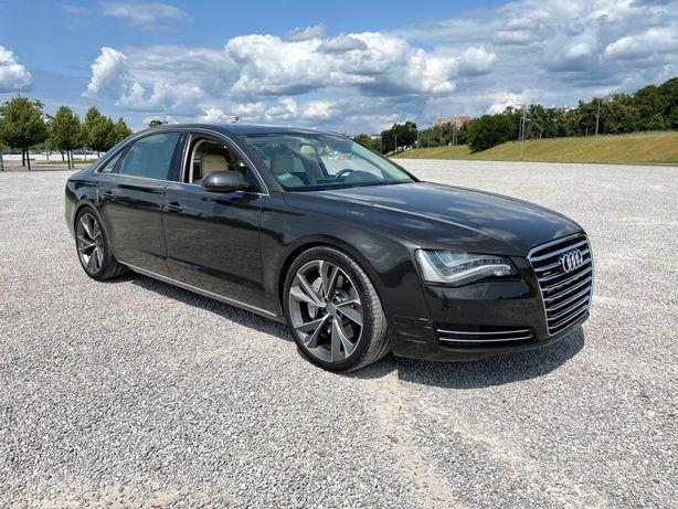 Audi A8 4.2 aktywne wydechy na pilota 2011r full opcja zamiana