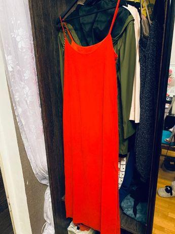Вечернее платье в пол на новый год, свадьбу, день рождение