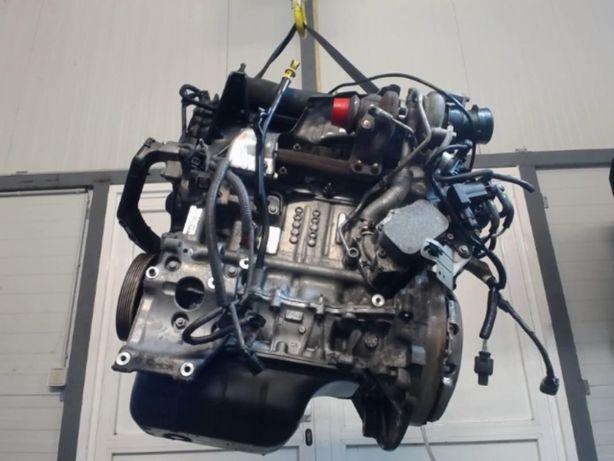 motor ford fiesta VI 1.4 tdci KVJA