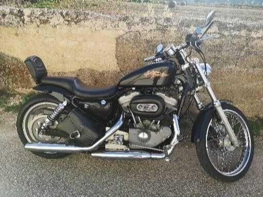 Harley Davidson Sportster 883 Xl 53 C