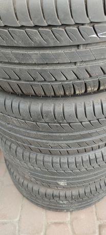 Komplet opon letnich 215/55 r16 Michelin wulkanizacja Szczecin