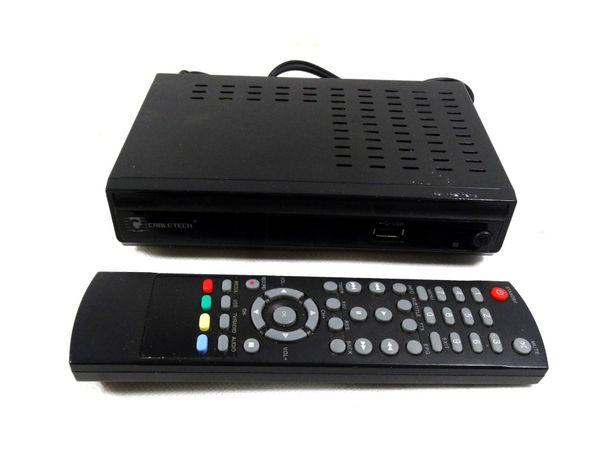 Dekoder DVB-T Cabletech + pilot