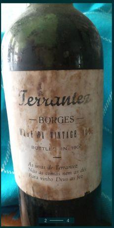 Terrantez 1846 Madeira vintage