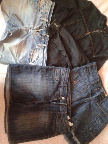 Джинсовая одежда на девочку,девушку:юбки,шорты,рубашка,подростковые