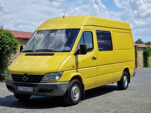 Mercedes-Benz Sprinter 313 груз. 2002