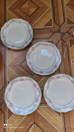 Посуда тарелки набор посуды