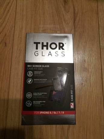 Szkło hartowane 9h Thor Glass na iPhone 6/6s/7/8 NOWE