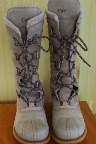 зимові чоботи CAT
