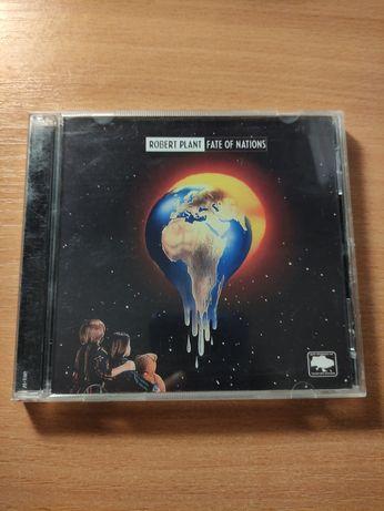 Robert Plant - Fate of Nations лицензионный аудио диск