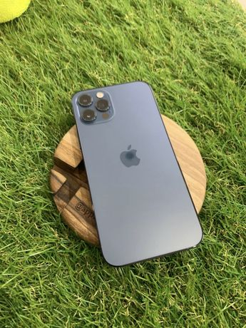 iPhone 12 pro 512 pacific blue идеал Магазин Рассрочка
