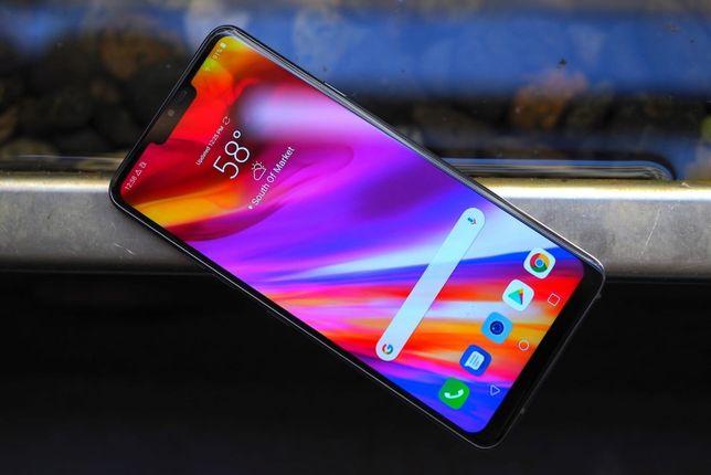 Новый LG G7 Thinq Оригинал! Память 6/128gb Без предоплаты!