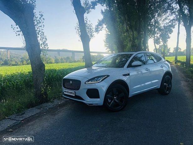 Jaguar E-Pace 2.0 i4D R-Dynamic