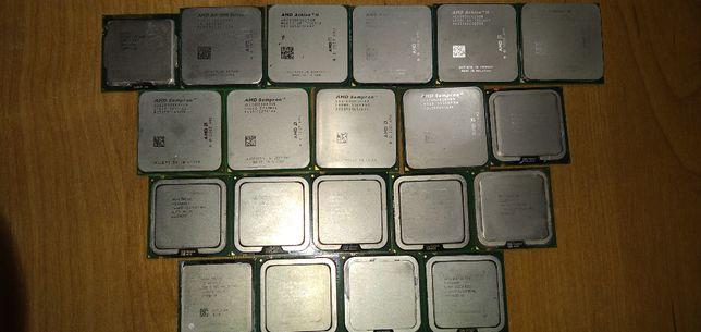 процессоры одним лотом