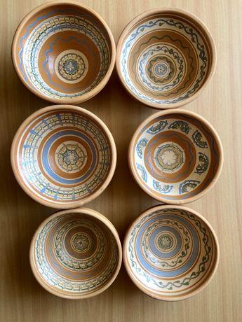 Посуд глиняний
