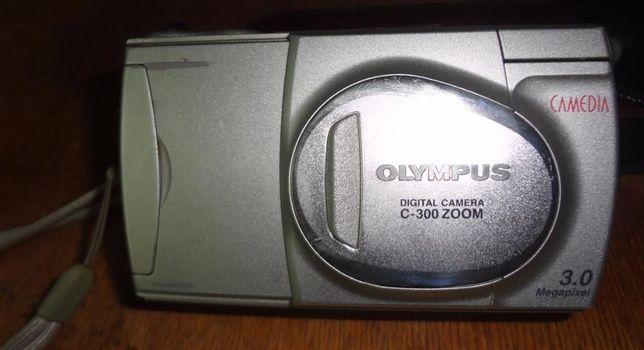 Продам цифровий фотоапарат OLYMPUS C 300 ZOOM