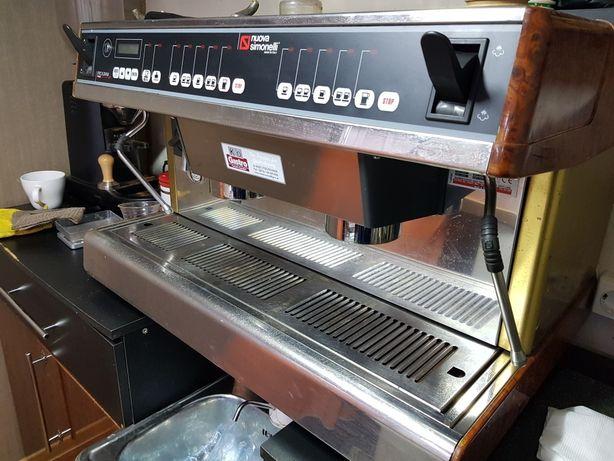 кофеварка, кофеапарат, кофемашина, кавовамашина nuovo simonelli