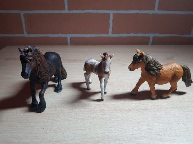 Schleich 17 - Konie