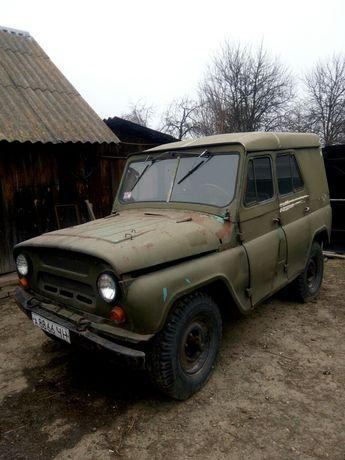 Продам УАЗ-469Б.