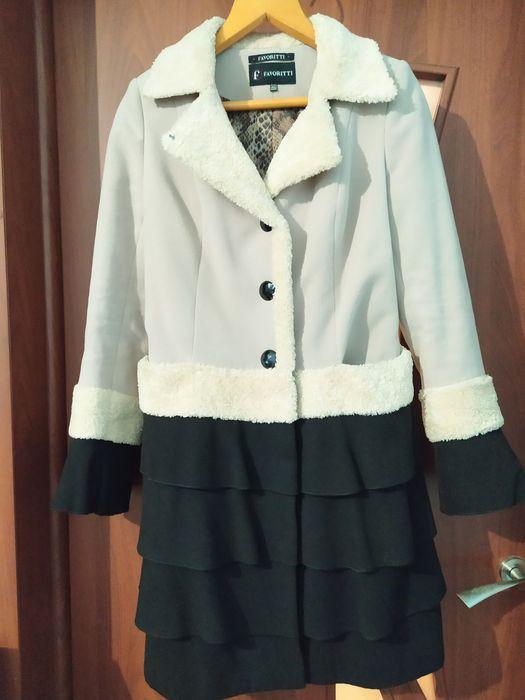 Пальто зимнее с мехом Киев - изображение 1