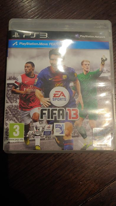 FIFA 13 PlayStation 3 ps3 Kielce - image 1