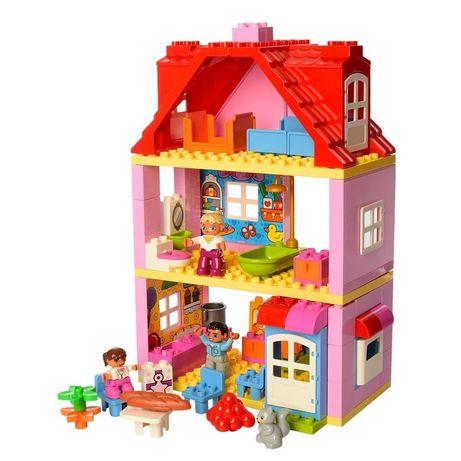 Новый запечатанный набор! Дом, Lego Duplo, Лего дупло домик 3 этажа