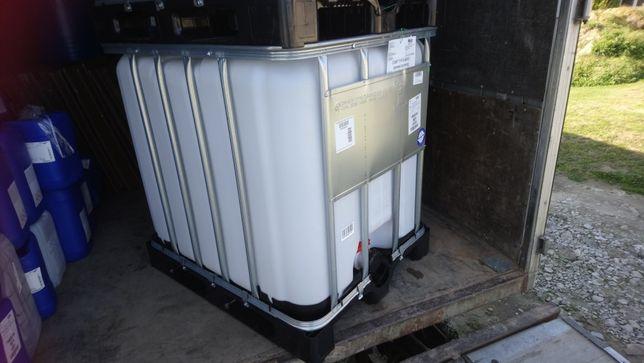 Zbiornik 1000 L beczka pojemnik po spozywce mauser 2020r