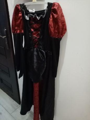 Kostium czarownicy - wampirzycy 122-140