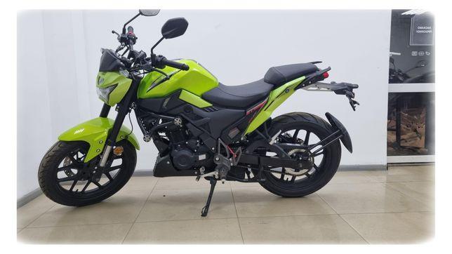 Мотоцикл Lifan (Лифан) SR200 Рабочий обьем 175 куб.см