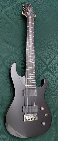 Gitara elektryczna Washburn PXM18EB 8 strunowa Parallaxe EMG