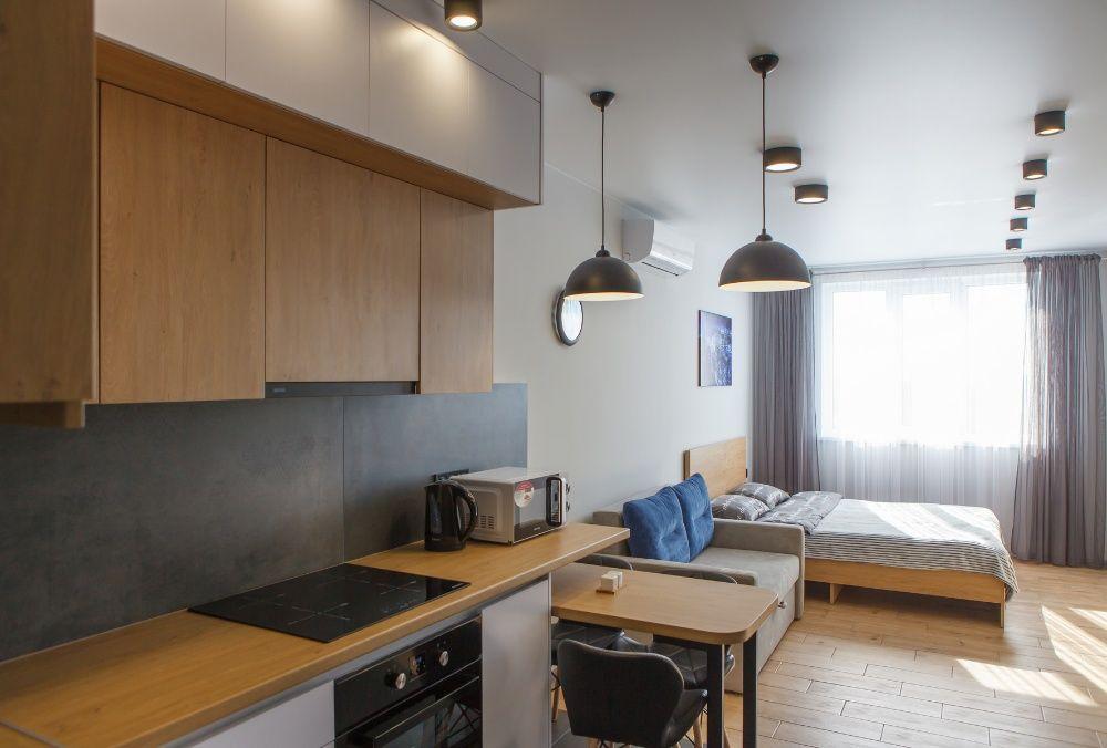 Продаж ДВІ 1-кім. квартири-студії