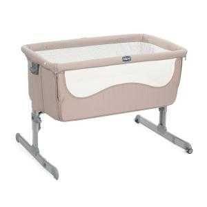 Chicco Детская кроватка Next 2 Me светло-бежевый