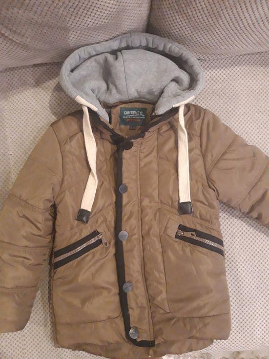 Продам куртку на мальчика размер 110 Одесса - изображение 1