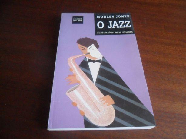 """""""O Jazz"""" de Morley Jones"""