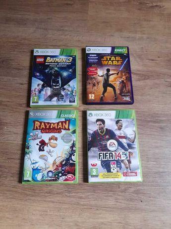 4 gry na xbox360
