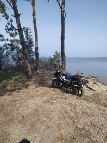 Мотоцикл Fotre-125.