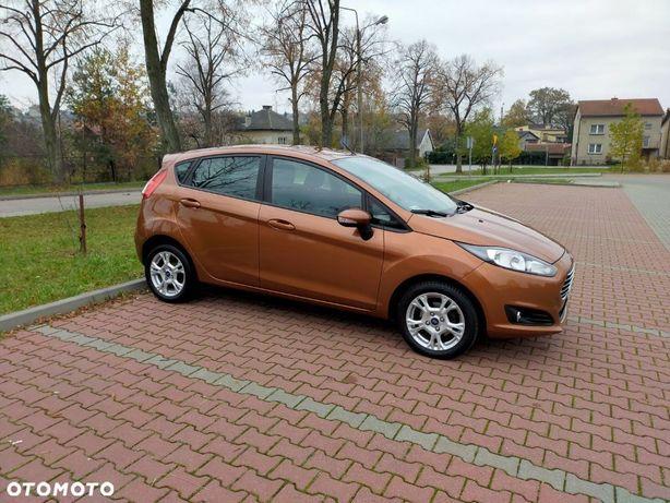 Ford Fiesta Gold X 1.2 82 Km Krajowy I Właściciel Org. Lakier