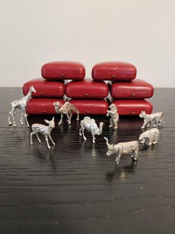 Animais de Prata Maciça de Coleção (fabricação Leitão & Irmão)