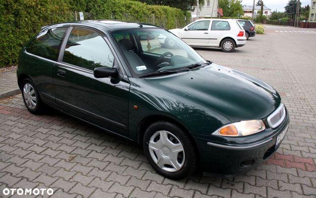 Rover 214 1.4 Benzyna, Sprawny I Tani Samochód
