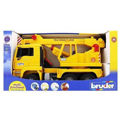 Brinquedo Bruder 02754 NAN TGA Camião Grua - NOVO