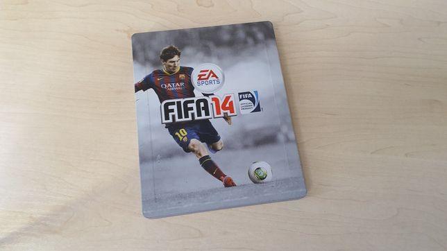 Pudełko Steelbook PS3 Fifa 14