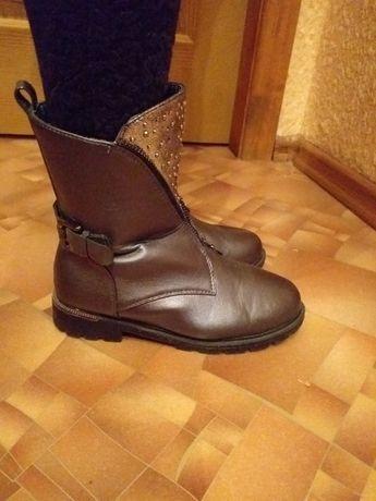 Ботинки зимние для подростка