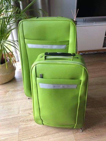 FARAWAY walizka duża i kabinówka / cena za komplet