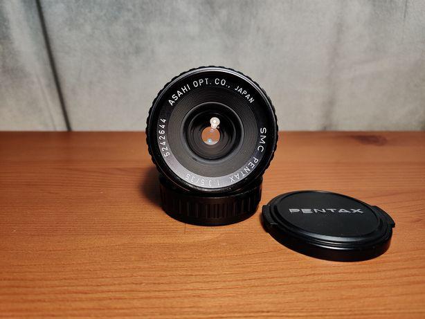 SMC Pentax K 35mm f3.5