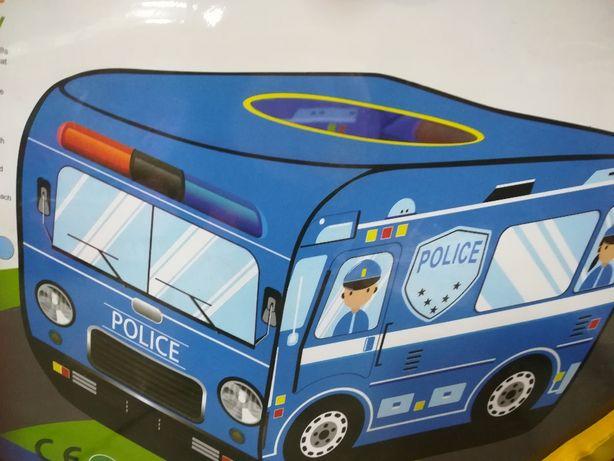 Палатка Большая Полицейская машина.Размер : 110*71*71 см