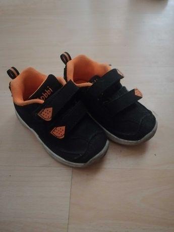 Buciki buty adidasy chłopięce bobbi
