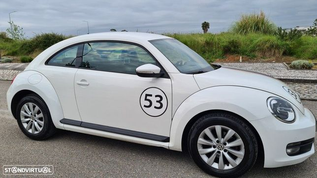 VW New Beetle 1.2 TSi Design