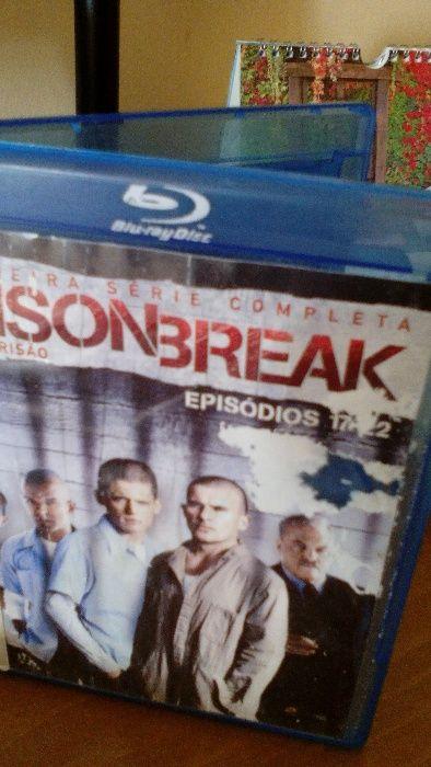 Prison Break blu ray