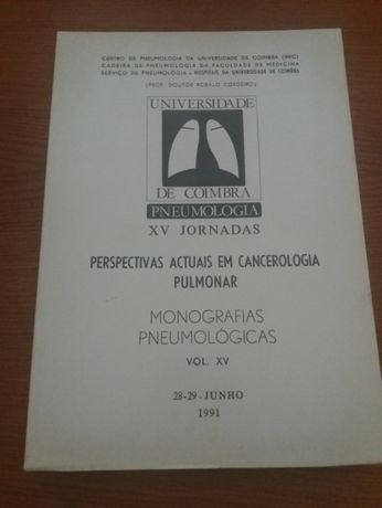 Perspectivas Actuais em Cancerologia Pulmonar