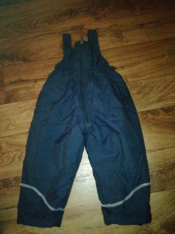 Sprzedam spodnie zimowe rozm 92