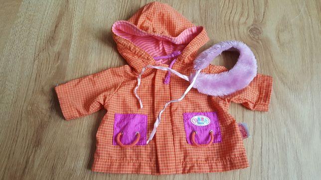 Kurteczka etola szal ubranka baby born